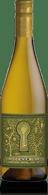 bottle of 2013 Chardonnay
