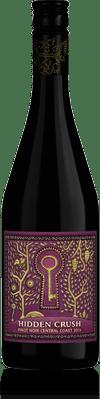 bottle of 2014 Pinot Noir
